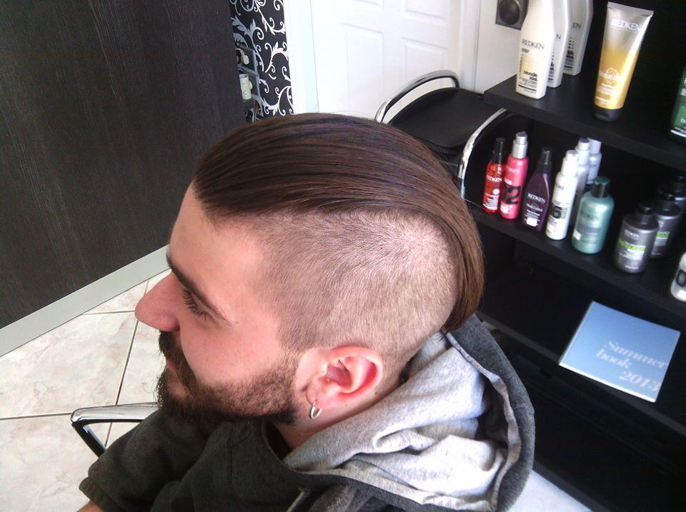 Ανδρικό Κούρεμα haircode iliaki kalliopi peristeri filikon 36